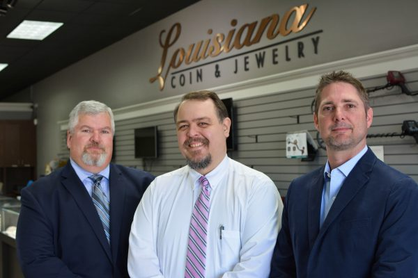About Louisiana Coin and Jewelry