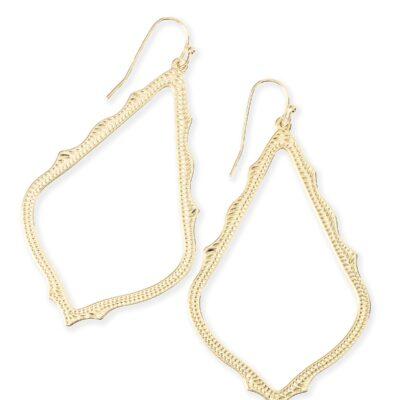 Sophee Gold Earrings
