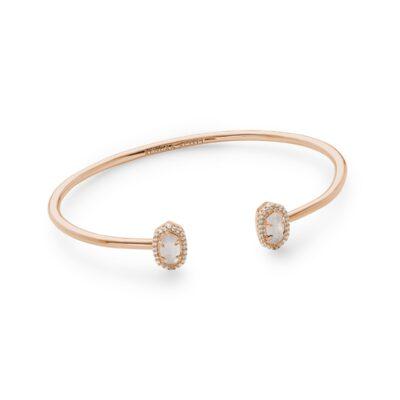 Calla Rose Ivory Mother of Pearl Bracelet